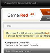 Skin - Gamer [Blue - Green - Red] + PSD Logos Gamerr10