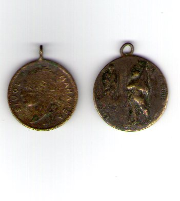 Médaille SUIOL MAHARBA = LOUIS ABRAHAM 2medai10