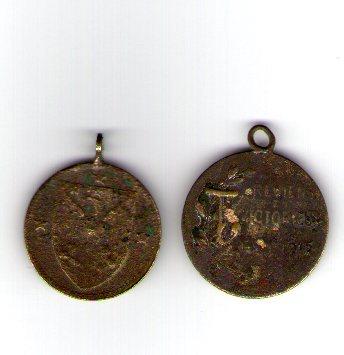 Médaille SUIOL MAHARBA = LOUIS ABRAHAM 2medai11