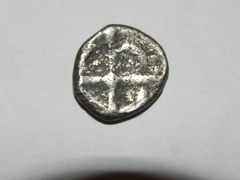 Drachme de type languedocien (Longostalètes) Arvern15