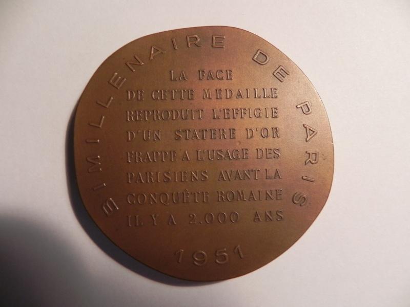 Bimillénaire de PARIS  1951 Bimill11
