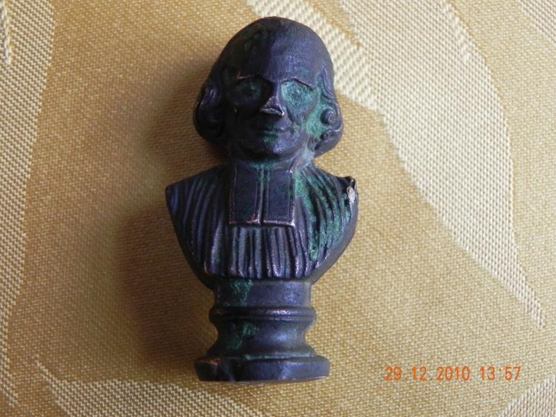 Buste du St Curé D'Ars Essais10