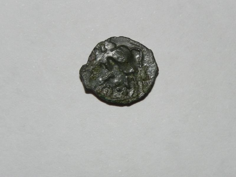 Bronze Médiomatriques  ( Metz) Mediom11