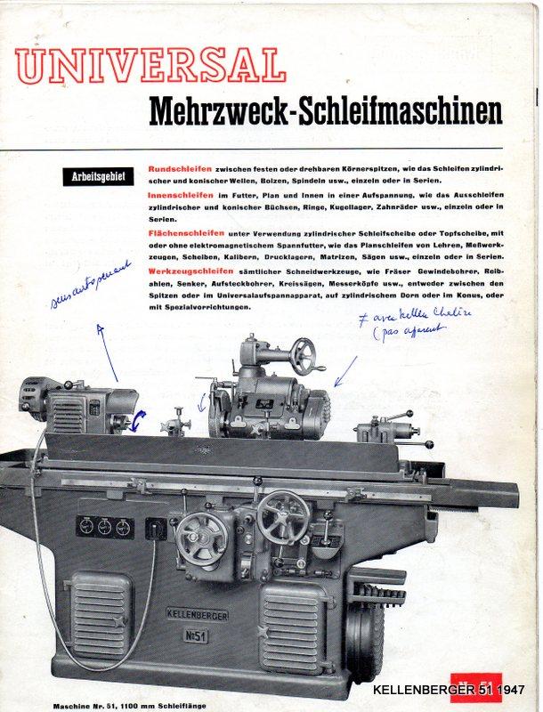 affuteuse universelle Kellenberger mod 51 Img02310