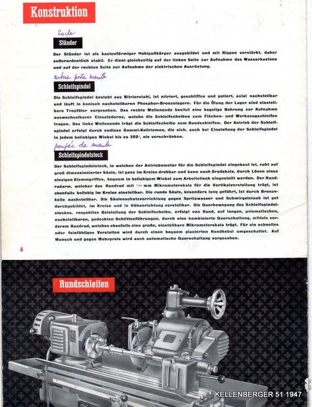 affuteuse universelle Kellenberger mod 51 Img02410