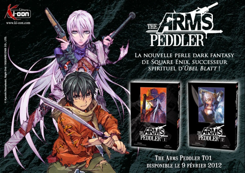 [Seinen] The Arms Peddler Thearm11