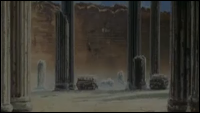 Ruines du Sanctuaire