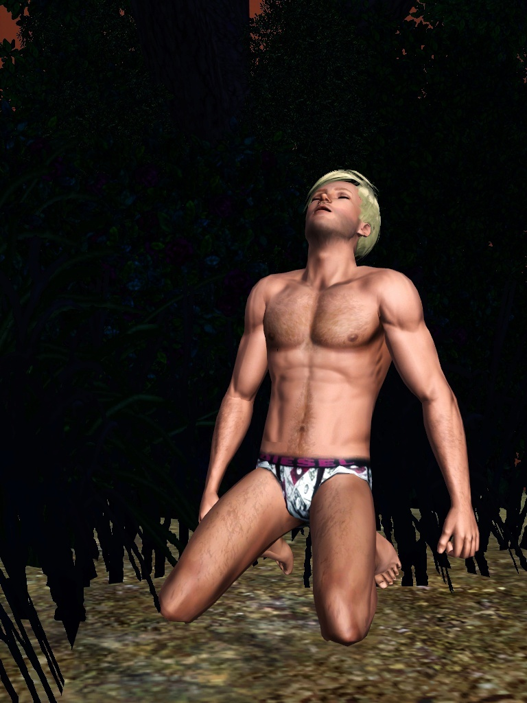 Sexy Poses for Men 1013