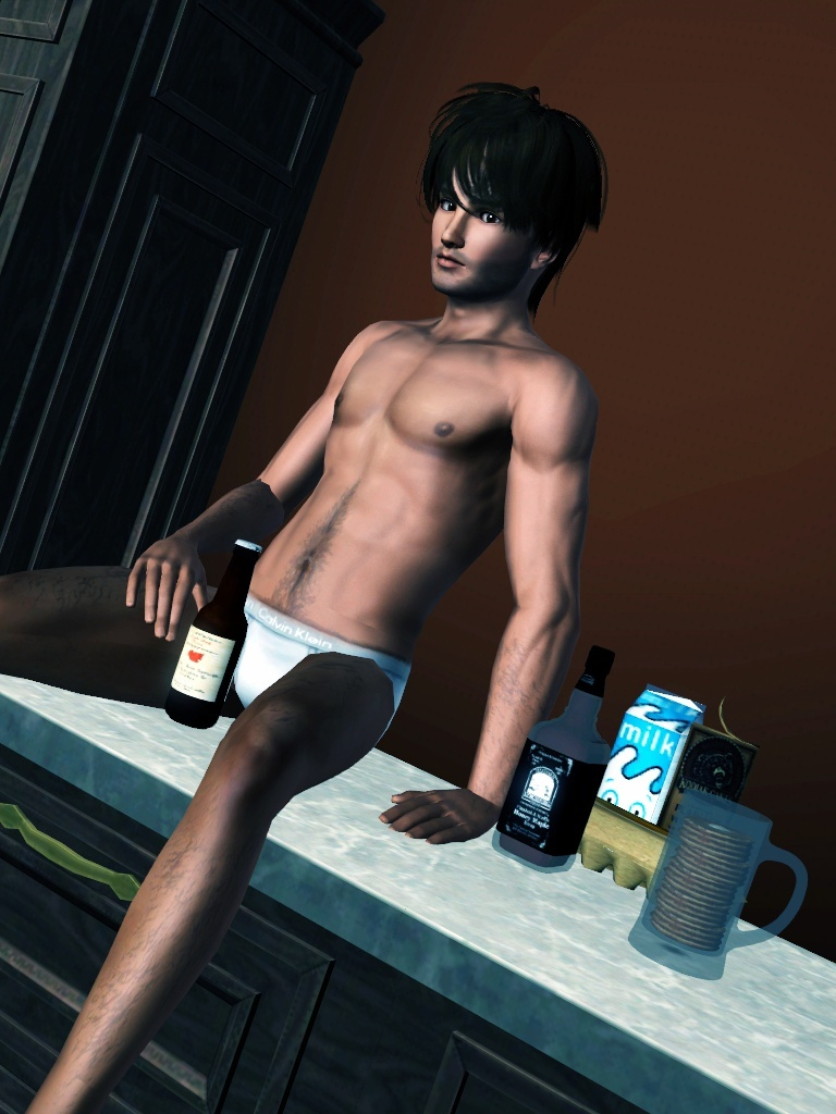 Sexy Poses for Men 1313