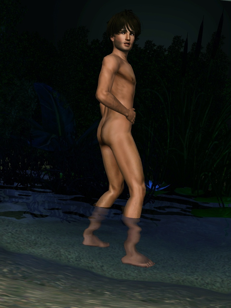 Sexy Poses for Men 1512