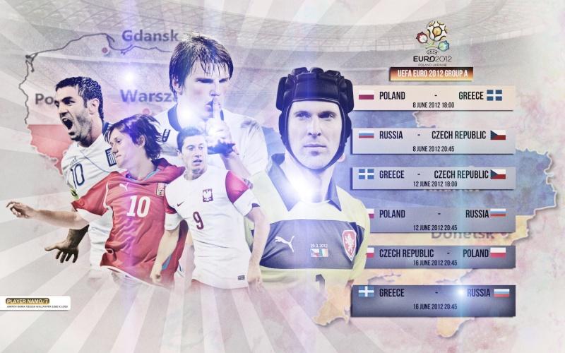 UEFA Euro 2012 Polonia y Ucrania Uefaeu10