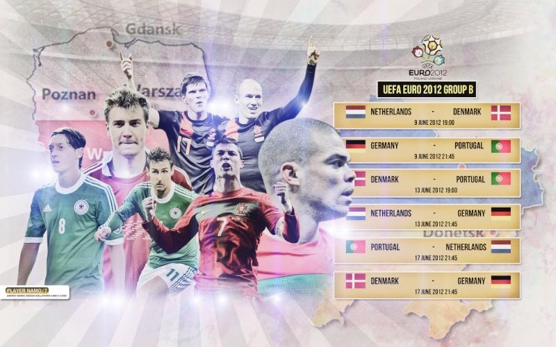 UEFA Euro 2012 Polonia y Ucrania Uefaeu11