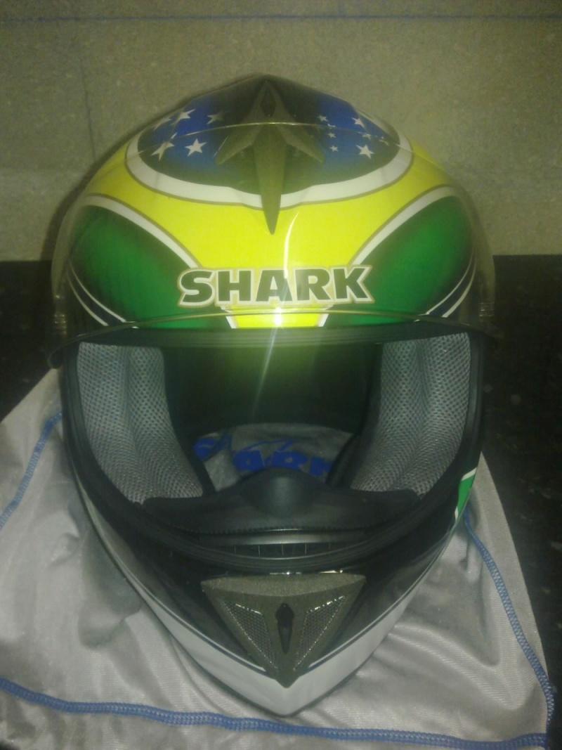 [VENDU] Casque moto shark rsi brazil comme neuf pour 129€ 23052010