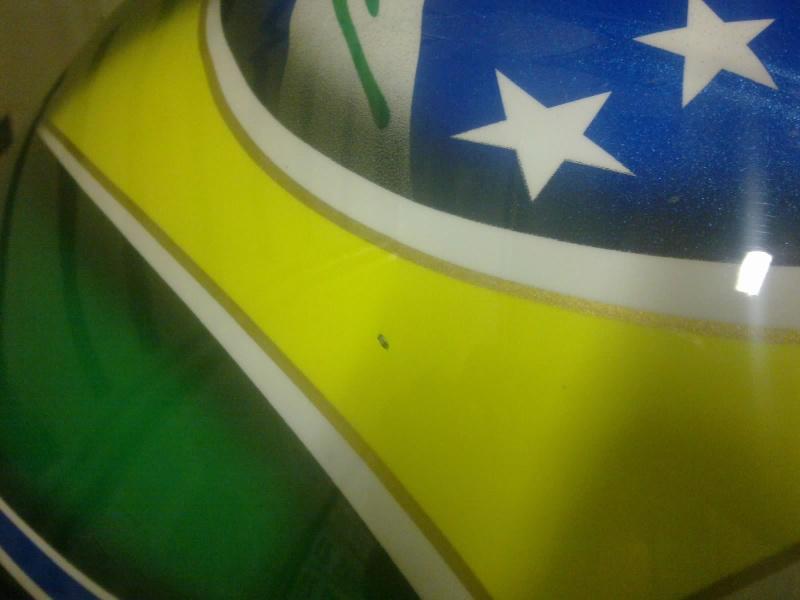[VENDU] Casque moto shark rsi brazil comme neuf pour 129€ 23052013