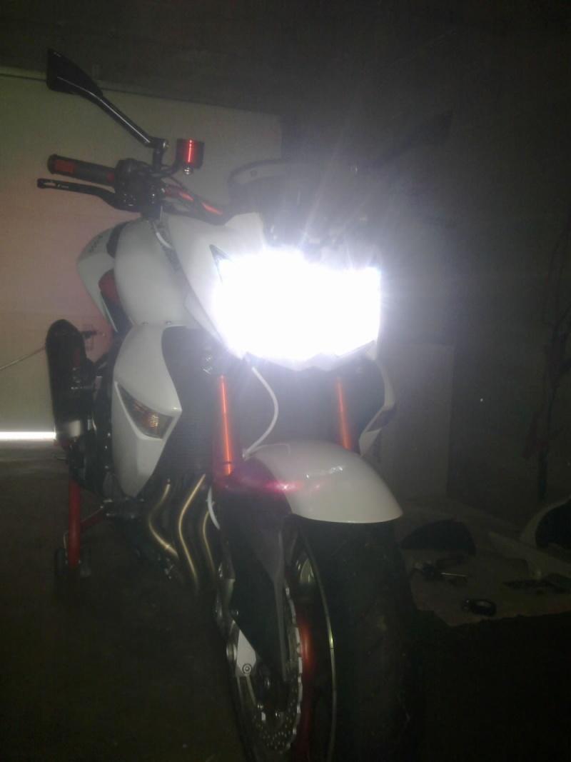 Ampoule H4 Leds 27042010