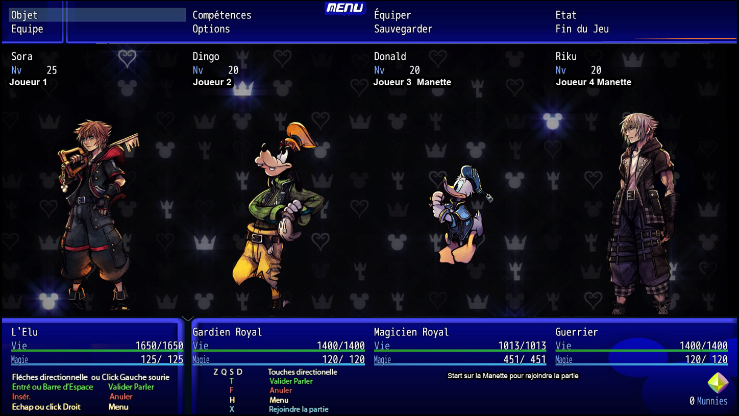 Grand Héros de Kingdom Hearts 3    Khpacm11