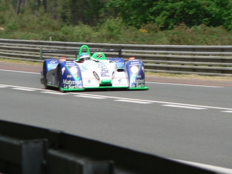 La 25ième heure, le Mans hors du temps Battue10