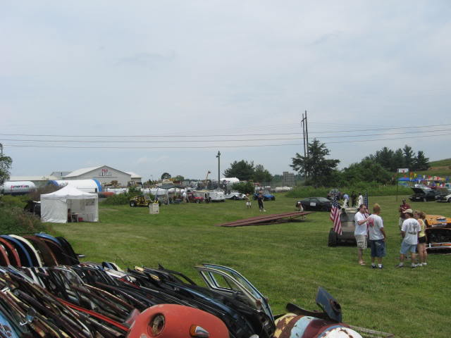20th annual Fishersville VA Bugaround, show and vendors all free!!!! Img_0411