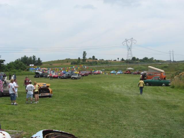 20th annual Fishersville VA Bugaround, show and vendors all free!!!! Img_0413