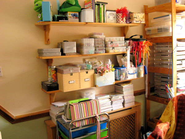 My crafty space Room210