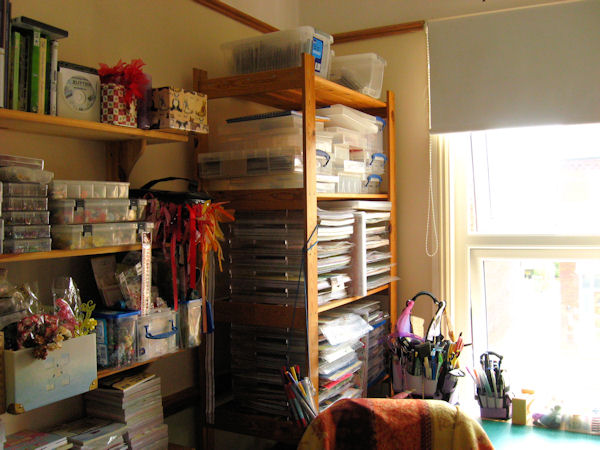 My crafty space Room410