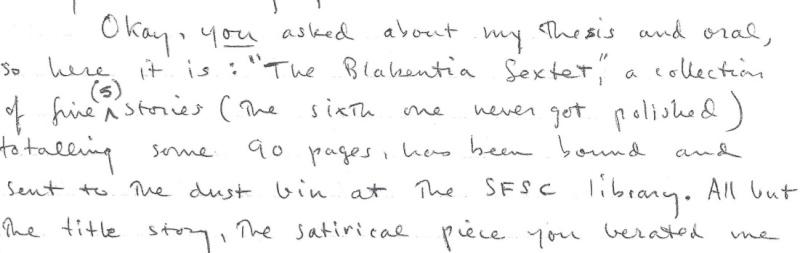 Handwriting, published works, phrases etc. Blak_b10