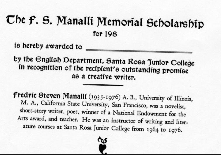 Fredric Stephen Manalli background Manall38