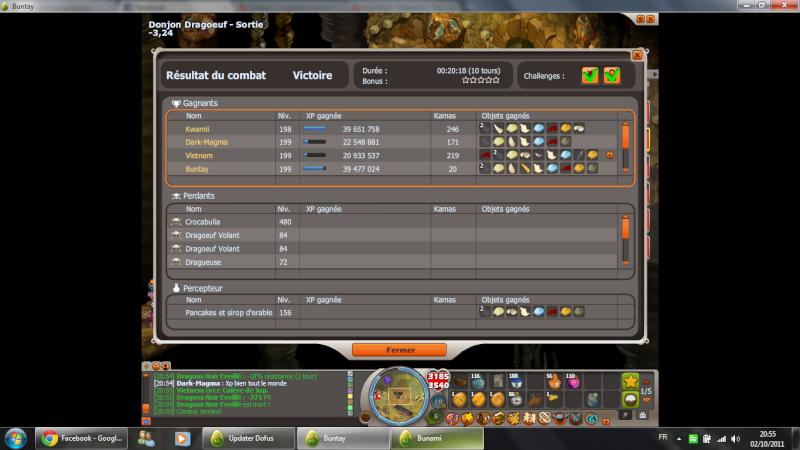 Nos exploits du WE 39m_au10