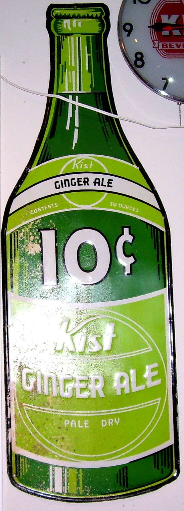 annonce kist soda  bouteille  00610