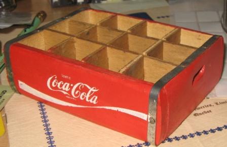 mini bouteille de liqueur  Coca_c10