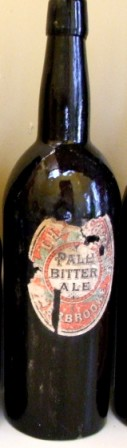 c.h.fletcher  sherbrooke etiquette de biere  1890  environ  Dscf1211