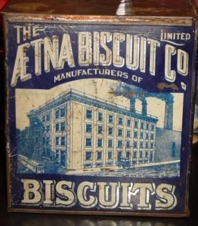 boite a biscuit avant 1905  aetna biscuit  Etna_m13