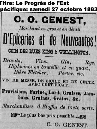 c.h.fletcher  sherbrooke etiquette de biere  1890  environ  Fletch11