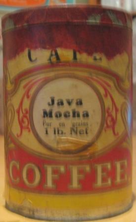 cafe java mocha olier grise ste pie de bagot marchand general  Img_3021