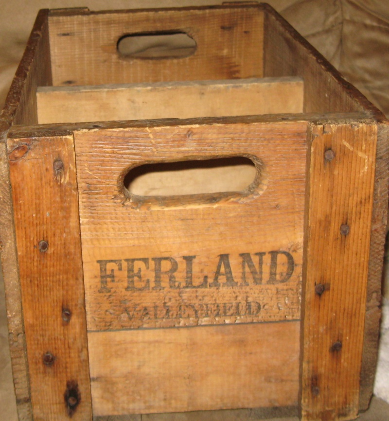 J.W.FERLAND & CO VALLEYFIELD  Img_3333