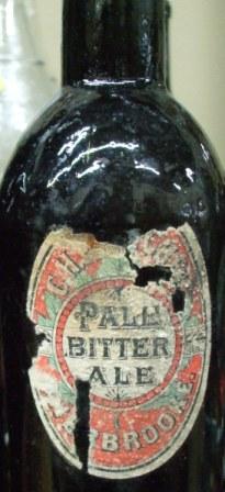 c.h.fletcher  sherbrooke etiquette de biere  1890  environ  Old_be10
