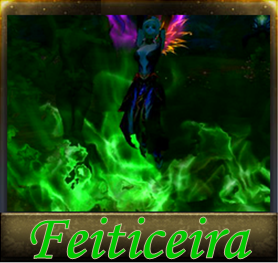 Skills Underworld: Feiticeiras