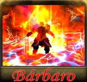 Skills Underworld: Bárbaros
