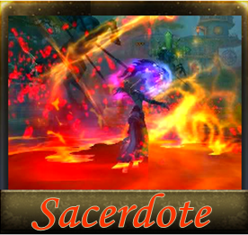 Skills Underworld: Sacerdotes