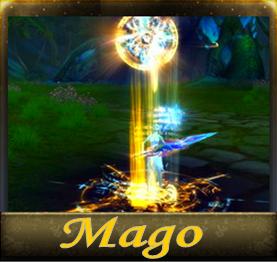 Skills Underworld: Magos