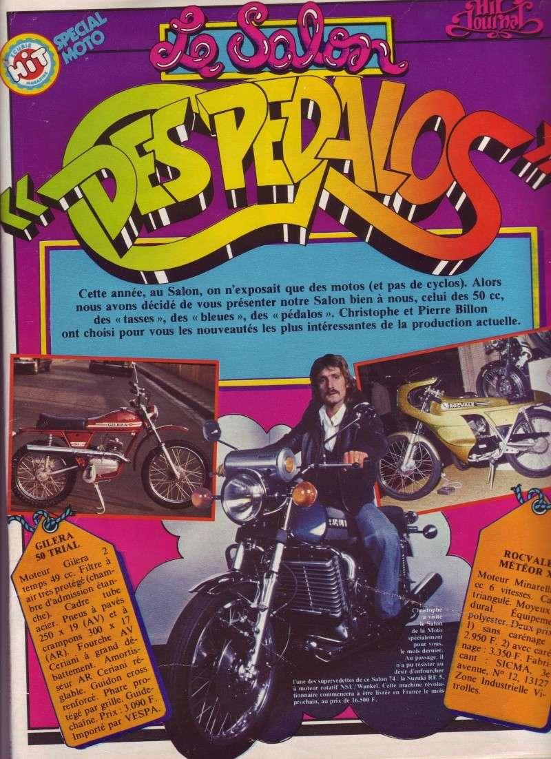 Magazine HIT n°35 décembre 1974 Christ12