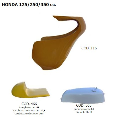 une 125 ! parait qu'c' est a la mode ! Honda10