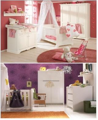 Maison à rafraîchir : La chambre de ma fille de 2 ans ? 2 murs peints, ça avance ! Page 4 Chambr10