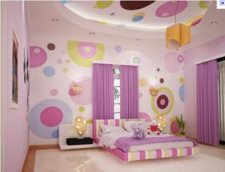 Maison à rafraîchir : La chambre de ma fille de 2 ans ? 2 murs peints, ça avance ! Page 4 Sans_t75