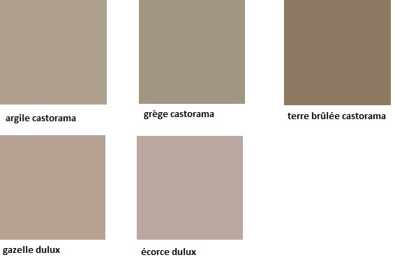 conseil pour le choix d 39 une belle couleur taupe. Black Bedroom Furniture Sets. Home Design Ideas