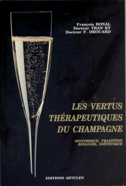 les vertus thérapeutiques du champagne Champ210