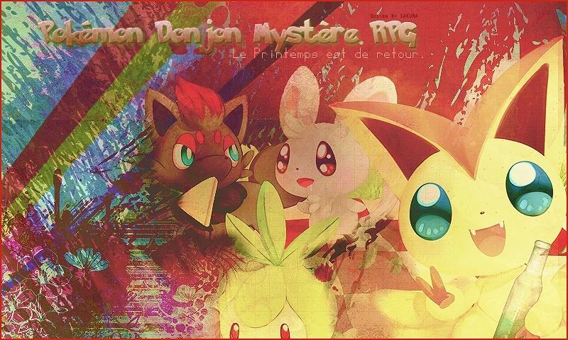 Pokémon Donjon Mystère RPG