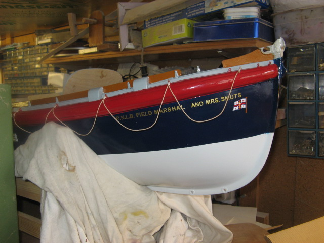 A lifeboat build blog...........How a kit is made! - Page 8 00117