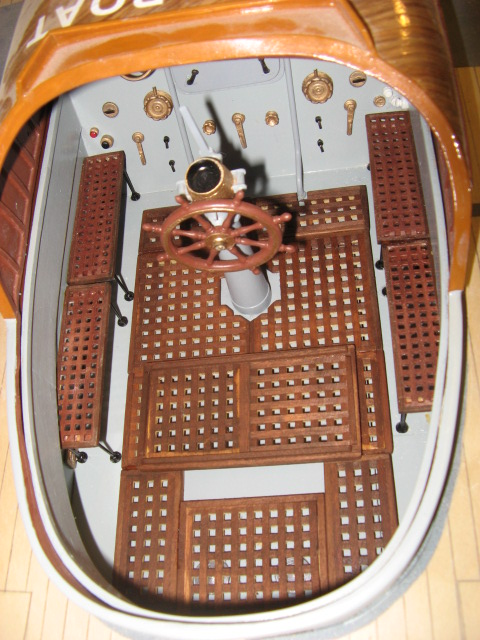 A lifeboat build blog...........How a kit is made! - Page 8 00120