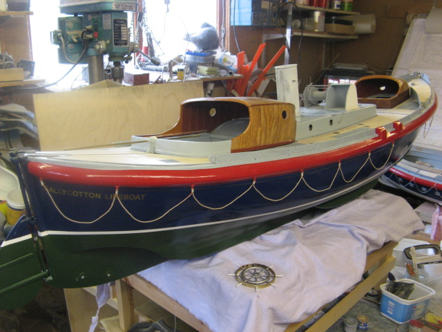 A lifeboat build blog...........How a kit is made! - Page 8 00217